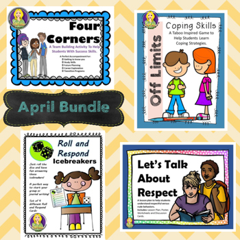 April Counseling Bundle