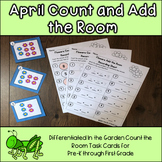 April Count and Add the Room 0-10
