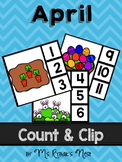 April Count and Clip