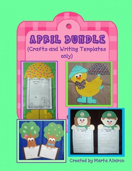 April Crafts Bundle