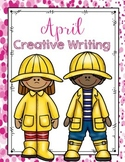 Creative Writing - April
