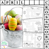 Crossword Puzzles - April