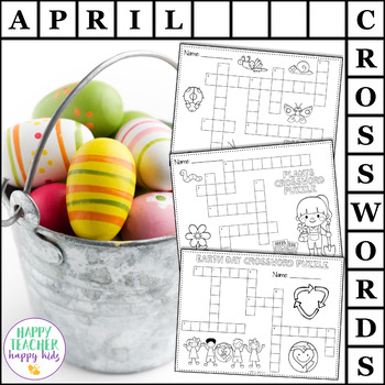Crossword Puzzles - April