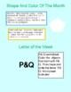 April Curriculum for preschool