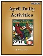 April: Daily Activities