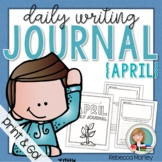 April Daily Journal (Writing Prompts)