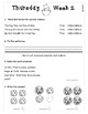 April Daily Language and Math Practice