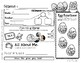April Daily Literacy & Math Morning Work {Kindergarten & First Grade} No Prep!