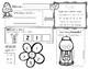April Daily Literacy & Math Morning Work {Pre-K & Kindergarten} No Prep!