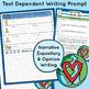 30 April Reading Passages & April Writing Prompts - April Morning Work