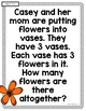 April Daily Word Problems {First Grade}