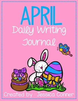 April No Prep Writing Journal