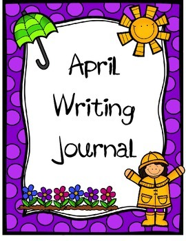 April Daily Writing Journal