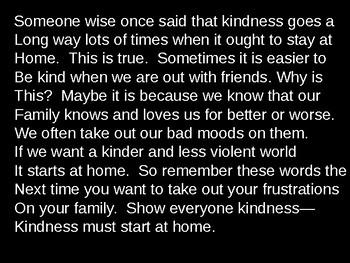 April-Daily words of wisdom