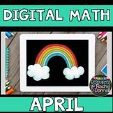 April Digital Math Centers Spring