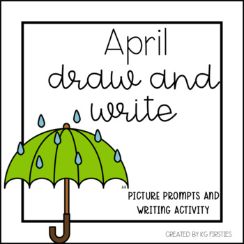 April Draw and Write