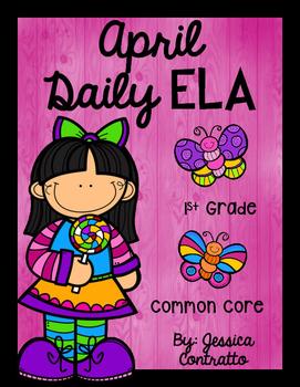 April ELA Daily Practice