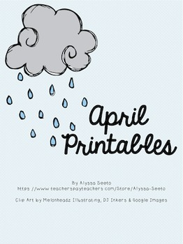 April ELA Practice Pages