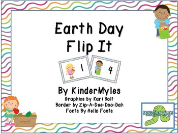 April - Earth Day Flip It & Fast Fives
