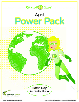 April Earth Day PowerPack Activity Book