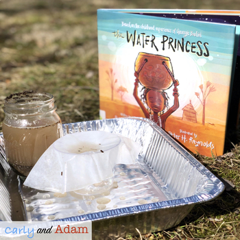 April Earth Day Read Aloud STEM Activities and STEM Challenges BUNDLE