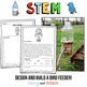 April Earth Day STEM Challenge: Bird Feeder - NGSS Aligned