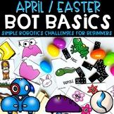 April/Easter/Spring Bot Basics {Robotics for Beginners}