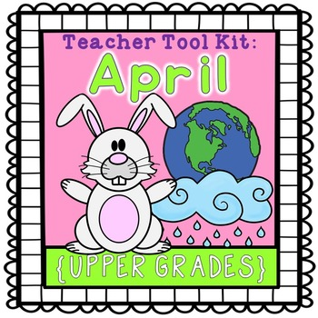 Spring activities - Easter - Earth Day {upper grades}