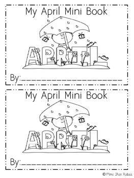 April Emergent Reader
