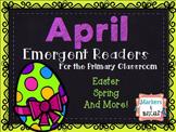 April Emergent Readers