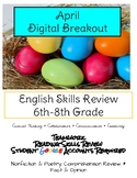 April English Digital Breakout