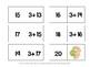 April Equivalent Equations Dominoes (Easter) 1.OA.6