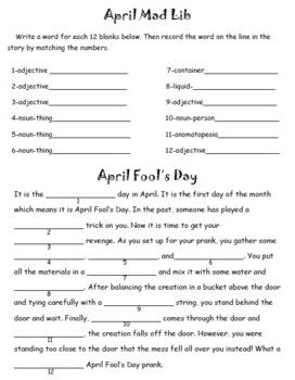 April Fast Finishers