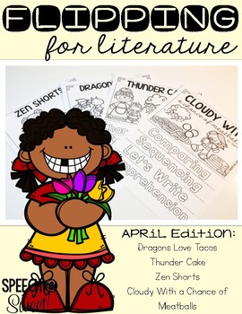 April: Flipping for Literature