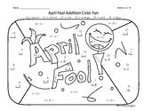 April Fool Addition Color Fun