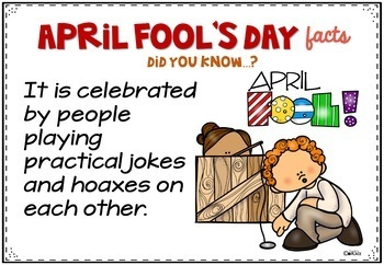 April Fool's Day - Powerpoint