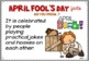 April Fool's Day Powerpoint