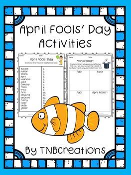 April Fools' Day Activities
