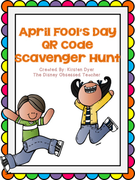 April Fool's Day Activity