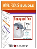 April Fool's Day Barnyard Fun! Book Companion