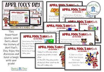 April Fool's Day - Bundle