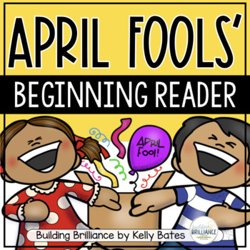April Fool's Day Emergent Reader