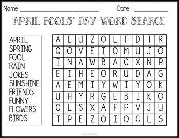 April Fools' Day Freebie