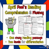 April Fool's Day Reading Comprehension Passage and Questio