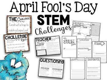 April Fool's Day STEM