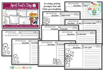 April Fool's Day Writing