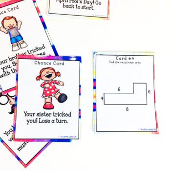 April Fool's Rectilinear Area Math Center