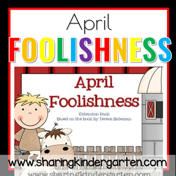 April Foolishness Game and Writing Prompt