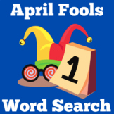 April Fools Day Worksheet | Word Search