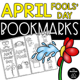 April Fools' Day Bookmarks